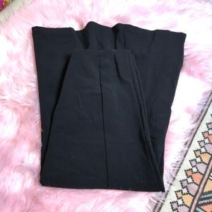 EAST 5th Black Full Length Skirt- Size 4